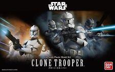 Bandai Star Wars Clone Trooper 1/12 Scale Plastic Model