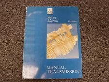 1992 1993 1994 1995 1996 Mitsubishi 3000GT Transmission Overhaul Service Manual