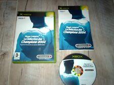 ROGER LEMERRE...la sélection des champions 2004... jeu complet...sur Xbox