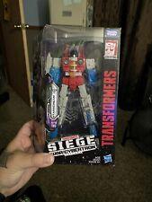 Hasbro STARSCREAM WFC-S24 Transformers  Toys Generations War for Cybertron...