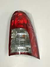 Right Rear Tail Lights Assembly for 2006 2011 Ssangyong Actyon Sports