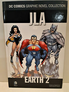 DC Comics HC Graphic Novel Collection 13 JLA Earth 2