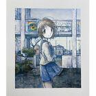 Emi Kuraya JAPAN ART ANIME Takashi Murakami Prod  Pigment Print + Silkscreen F/S