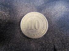 Deutsches Reich 1892 10 Pfennig A Berlin Sammlermünze coin Münze