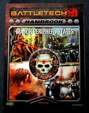 OEJ ~ Battletech ~ Major Periphery States Handbook ~ Softcover