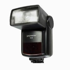 Promaster FL120 TTL Flash - Nikon DSLR  GN 120 Bounce Flash  NIB