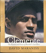 Audio book - Clemente by David Maraniss   -   CD   -   Abr