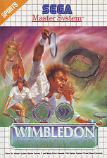 ## SEGA Master System - Wimbledon / MS Spiel ##