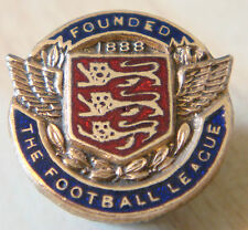 La Liga de Fútbol Insignia Maker vaughtons b'ham Ojal Montaje De 20 Mm x 19 mm