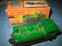MATCHBOX 75 PANNIER LOCOMOTIVE New 47  Boxed.