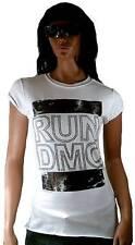 Amplified COURSE DMC strass 80' ème CULTE VINTAGE Tee-shirt G.L