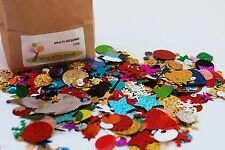 Multi Sequins  - Mixed bag of Confetti, Sequins, Spangle - 250g