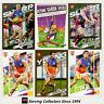 2012 Herald Sun AFL Trading Cards Base Card Team Set Brisbane(12)