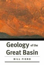 Geology of the Great Basin [Max C. Fleishmann Series in Great Basin]