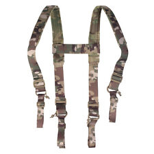 Tactical Shoulder Straps Durable Nylon in MULTICAM color by Stich Profi