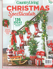 Country Living Christmas Spectacular 2020 Holiday home sampler cottage journal