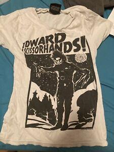 edward scissorhands shirt ripple junction