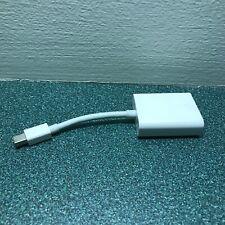 Thunderbolt Mini DisplayPort Male to VGA Female Adapter Cable Converter MacBook