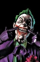 🚨🦇🔥 BATMAN #100 MICO SUAYAN Exclusive Virgin Color Variant Ghost-Maker Joker