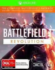 Battlefield 1 Revolution Edition WW1 Soldier War RPG Microsoft XBOX One XB1 X