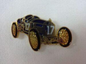 1916 Indianapolis 500 Winning Peugeot Collector Lapel Pin Dario Resta