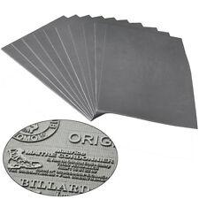 1 Pcs 2.3mm A4 Laser Rubber Sheet Printing Engraving Sealer Stamp DIY Craft Gray