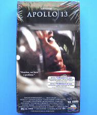 NEW! SEALED! Tom Hanks Kevin Bacon Gary Sinese APOLLO 13 MCA Universal VHS 1995