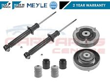 FOR BMW 5 SER E60 03-10 SALOON REAR SHOCK ABSORBERS SHOCKERS TOP MOUNT DUST KIT