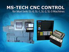 CNC Retrofit Package | Mori Seiki SL-0 / SL-1 / SL-2 / SL-3 Lathes