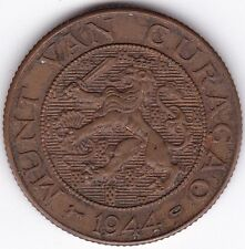 1944 Curacao 2 1/2 Cent | Pennies2Pounds