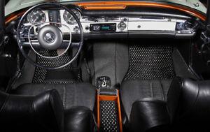 Mercedes-Benz W108 Targa Custom Car Floor Mats CocoMats