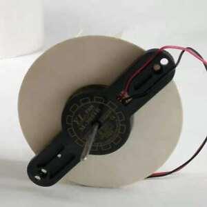 Yuelun cooling fan 9225 M-3051B 12VDC 0.45A two-wire circular DC fan