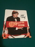 Micky Dolenz The Monkees Signed Autographed Monkees Picture 8x10
