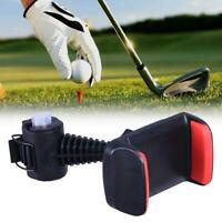 Stand Bracket Clip Phone Holder for Golf Swing Record Phone Case Adjustable