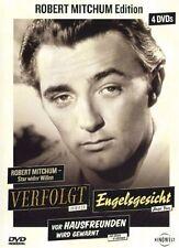 Robert Mitchum:Verfolgt - Engelsgesicht-Vor Hausfreunden wird gewarnt- 4 DVD Neu