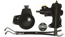 Borgeson 999021 Power Steering Conversion Kit Fits 68-70 Cougar Mustang