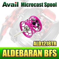 Avail SHIMANO Microcast  Honeycomb Spool ALD1218TR for 12 ALDEBARAN BFS PINK