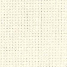 "1yd 18ct Off-White Charles Craft Aida Cross Stitch Fabric 36x60"" New"