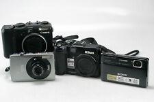 Canon, Sony, Nikon per parti di ricambio