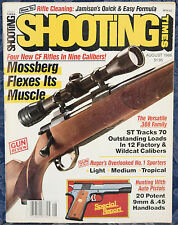 Magazine SHOOTING TIMES, August 1986 ! THOMPSON/CENTER Model: ARISTOCRAT RIFLE !