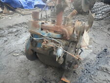 Continental F162 Gas Engine RUNNER! 4 Cylinder RED SEAL Flathead F400
