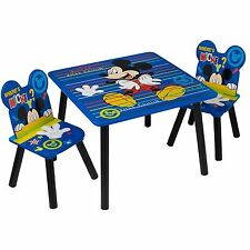 Disney Solid Wood Tables & Chairs for Children