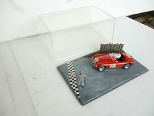 1/43 Art Model Ferrari 166 MM Spider Car #22 1949 24 of LeMans ART909 Diorama