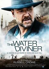 THE WATER DIVINER (BLU-RAY) con Russell Crowe, Jai Courtney, Olga Kurylenko