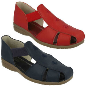 LIFESTYLE BY CUSHION WALK LADIES SLIP ON CASUAL SUMMER COMFORT SHOES HARROGATE