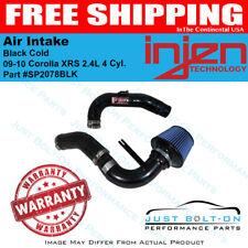 Injen Fits 09-10 Corolla XRS 2.4L 4 Cyl. Black Cold Air Intake SP2078BLK