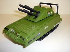 ACTION FORCE ARMADILLO Vintage GI Joe Action Figure Vehicle EURO / COMPLETE 1985