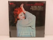 Donizetti LUCIA DI LAMMERMOOR Beverly Sills ABC 3LP New Old Stock SEALED