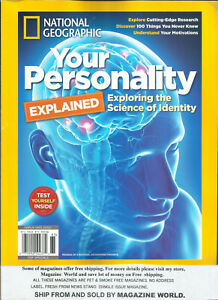 NATIONAL GEOGRAPHIC MAGAZINE YOUR PERSONALITY   SPECIAL  ISSUE, 2021