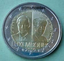 Luxemburg 2 Euro 2019 Großherzogin Charlotte Gedenkmünze Euromünze commemorative